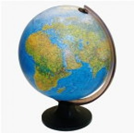 earth globe rigid